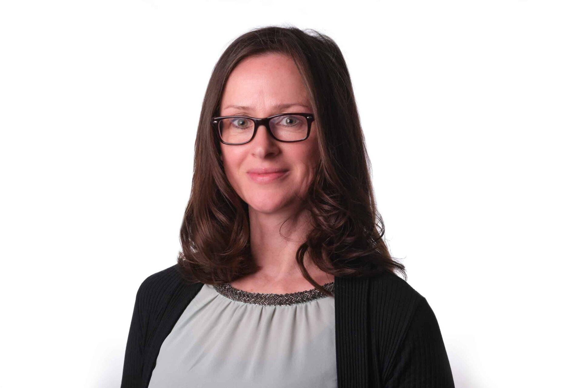 Ina Schlegel Porträt - verantwortlich für Personal